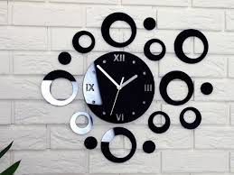 Wall Clock For Living Room by 20 Wall Clock Designs Ideas Design Trends Premium Psd