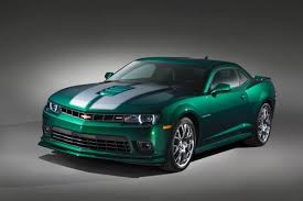 2015 chevrolet camaro ss special edition headed to showrooms next