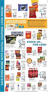 kroger weekly ad coupon deals and in ad items