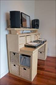 furniture build your own stand up desk small office desk ikea