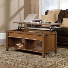 laptop computer end table lift top coffee table living room cherry wood laptop computer desk
