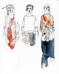 best 25 fashion sketchbook ideas on pinterest fashion design