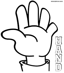 hand colouring pages free download