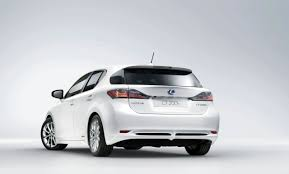 used lexus ct hybrid review lexus ct 200h hybrid official details released