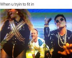 Meme Chris - pics chris martin super bowl memes from halftime show hilarious
