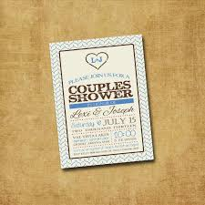 Couple S Shower Couples Shower Invitations Etsy Alesi Info