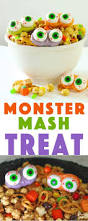 monster mash halloween treat monster mash easy peasy and snacks