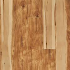 Laminate Flooring In Home Depot Pergo Xp Country Natural Hickory 10 Mm Thick X 5 1 4 In Wide X 47