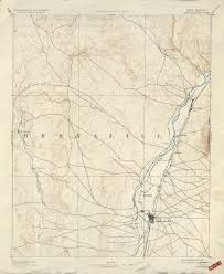 Old Mexico Map Old Map Of New Mexico You Can See A Map Of Many Places On The