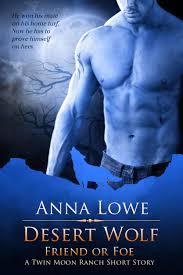 desert wolf anna lowe books