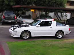mitsubishi starion engine 1987 mitsubishi starion chrysler conquest widebody beamng