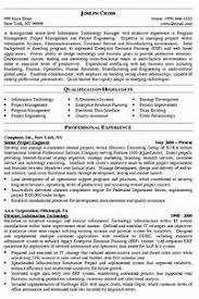 it manager resume it management resume exles 100 images 25 best ideas about