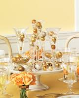 New Years Eve Table Decorations New Year U0027s Eve Table Decorations Martha Stewart
