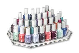 byalegory acrylic nail polish u0026 foundation makeup vanity organiser