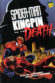 image spider man kingpin death vol 1 1 jpg marvel