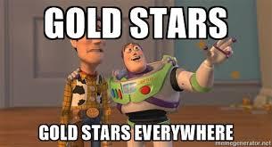 Gold Star Meme - price check psa 10 english gold star dogs trio elite fourum