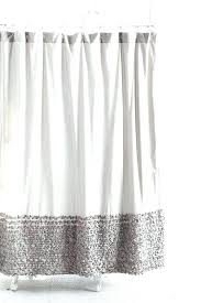 White Curtains With Blue Trim White Curtains With Navy Trim White Curtains Blue Trim White
