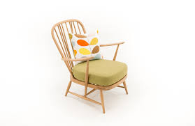 Ercol Dining Chair Seat Pads Ercol Armchair Furnish Co Uk