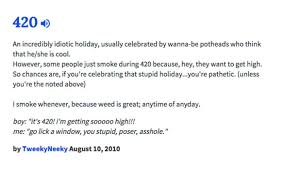 420 meaning 17 ways urban dictionary defines weed day