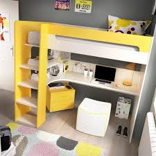 letto a con scrivania cameretta moderna k 312 letto a con scrivania e comodino