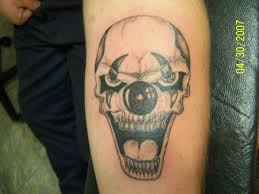 crazy evil tattoos pictures to pin on pinterest tattooskid