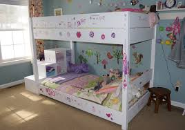 Ana White Bunk Bed Plans by Ana White Kids Bunk Bed With Storage Stairs Diy Projects