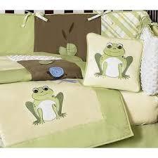 Frog Crib Bedding Sweet Jojo Designs Leap Frog Collection 9pc Crib Bedding Set