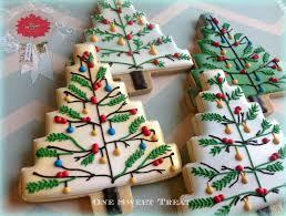best 25 tree cookies ideas on