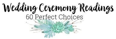 readings for weddings wedding readings and verses