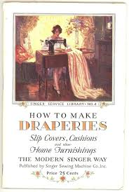 Decorative Home Furnishings 58 Best Books Images On Pinterest Singer Sewing Ideas And