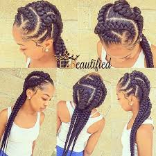 corn braided hairstyles big cornrow braid styles braiding hairstyle pictures