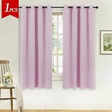 Purple Room Darkening Curtains Nicetown Blackout Room Darkening Curtain Panel Baby
