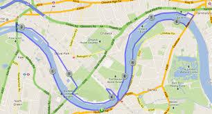 thames river running routes 14 km route kew hammersmith bridge eight warriorwomen strength