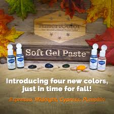 new colors fall americolor corp