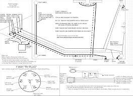 trailer wiring diagram 7 way plug efcaviation com showy wire