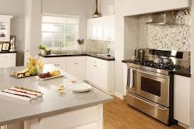 modern white kitchen backsplash beautiful image of white kitchen decoration using light grey