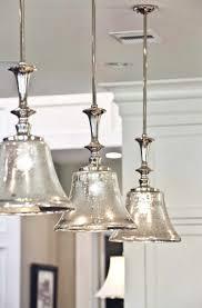 mercury glass pendant light fixtures lighting pinterest