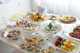 buffet table decor how to apply the best buffet table decorations concept house