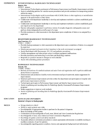 professional resume exle radiologic technologist professional resume cover chemistry essay