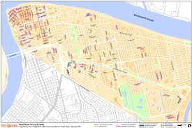 Bourbon Street New Orleans Map by March 2017 Roadwork The City Of New Orleans