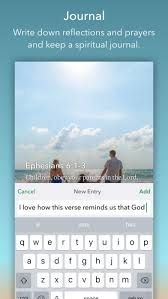 daily bible inspirations app store