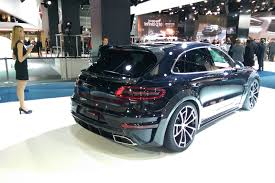 tuner cars ott at iaa 2015 the craziest tuner cars at the frankfurt show by