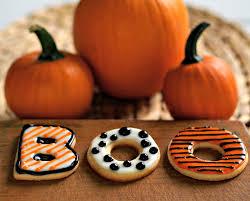 halloween cookies easy boo halloween cookies