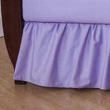 lavender crib bedding target