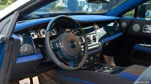 rolls royce interior 2015 mansory bleurion based on rolls royce wraith interior hd