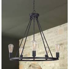 Wine Barrel Chandelier For Sale Rustic Ceiling Lights For Less Overstock Com