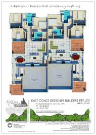 Duplex Floor Plans Australia East Coast Designer Builders Cairns Duplex