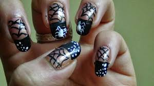 spiderweb nail design images nail art designs