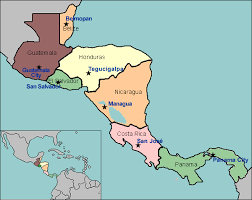 south america map with country names and capitals test your geography knowledge central america capital cities
