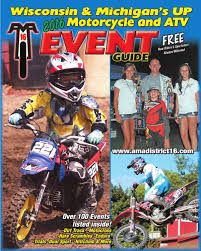 motocross racing events 2016 district 16 event guide by cycle usa issuu